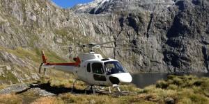 Te Anau helicopter flights