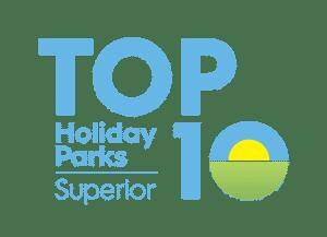 Top 10 logo light
