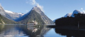 Cruise Milford Sound